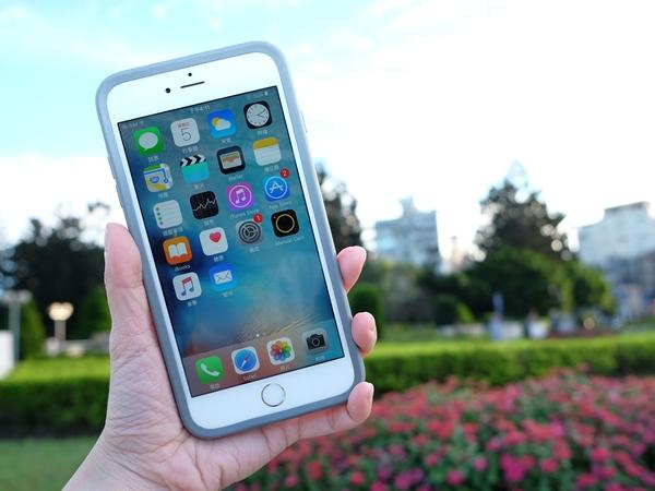 怎麼摔都不怕,iPhone 6s 專用 Otterbox Symmetry 保護殼