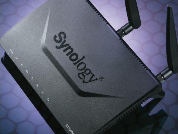 Synology RT1900ac:創新介面搭配高效傳輸