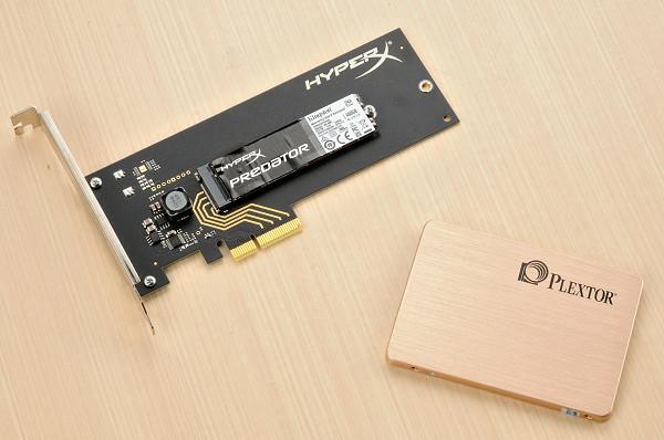 PCIe 與 SATA 固態硬碟除了速度還有哪些差異?實測給你看