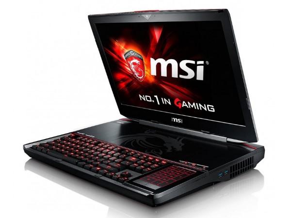塞進桌上型 GeForce GTX 980 顯示晶片!微星 2 款電競筆電預購中