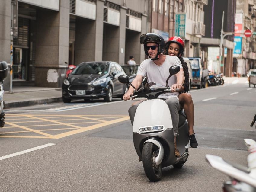 Gogoro 騎進歐洲,阿姆斯特丹體驗店將在 2016 開幕