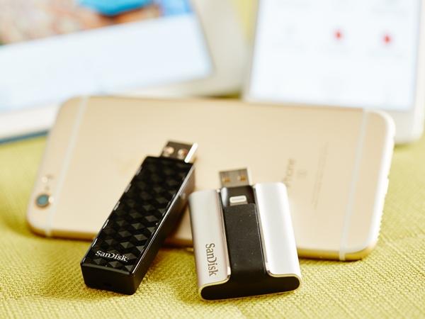 iPhone 容量不足、傳檔救星,SanDisk Connect 無線分享隨身碟實測