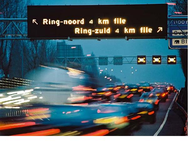透過Google,荷蘭國家研究院打算解決塞車問題