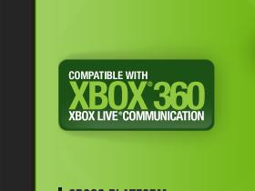 專打 Xbox 360 的遊戲耳機:SteelSeries Spectrum 5XB