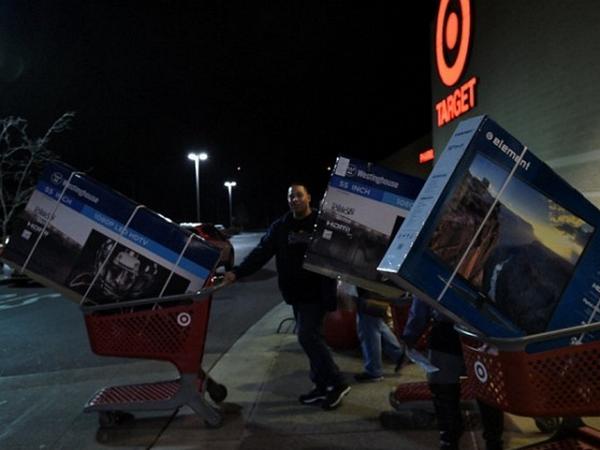 美國版剁手節:黑色星期五還沒開始,美國人已經打算把商場搬空了