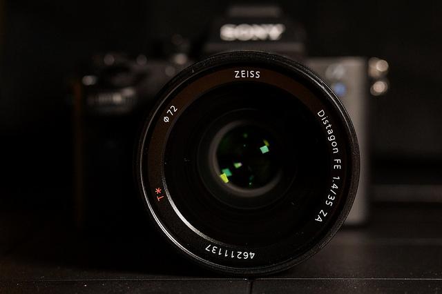 Sony FE Zeiss 35mm f1.4 使用分享:眼見視野及大光圈的魅力!