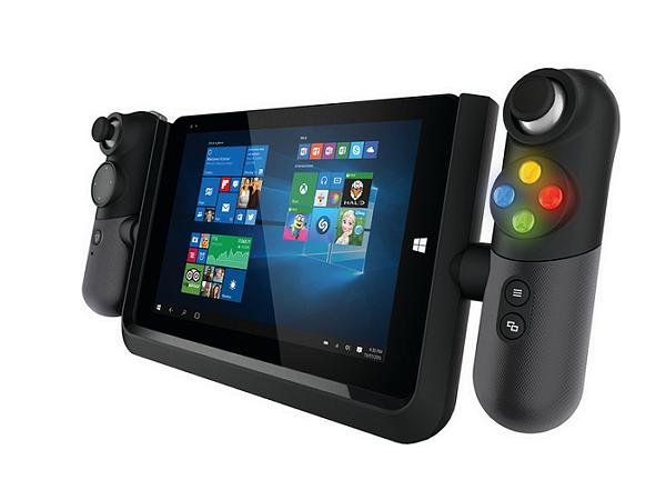 LINX Vision 8 Gaming Tablet:好的遊戲平板,都該自備遊戲手把才對!
