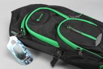 電競 玩到底,i-rocks 連背包都有LED炫光