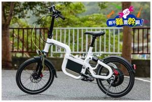 單車爬坡不鐵腿:台灣組裝、台灣設計的光聯輕電自行車