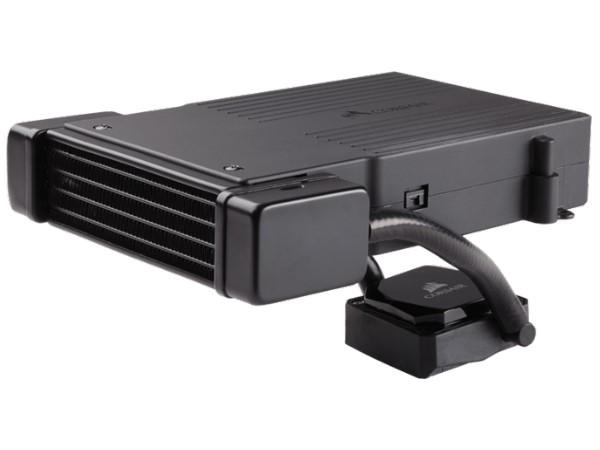 小電腦也可以裝水冷!Corsair 推出專為 Mini-ITX 所設計的 H5 SF