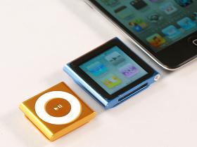 砍掉重練的 iPod nano、iPod shuffle 會更好嗎?