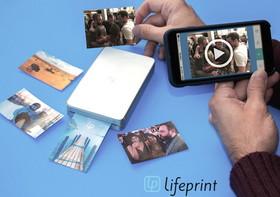 實體版Live Photo:用手機看照片,照片居然自己動了起來!