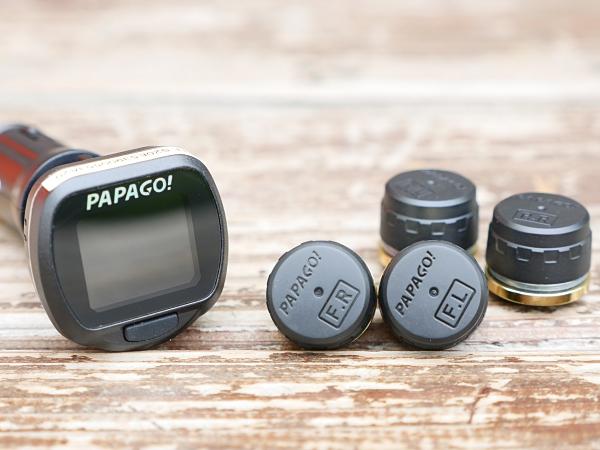最輕最小的輪胎安全守護神:PAPAGO! TireSafe S20E 胎壓偵測器實測