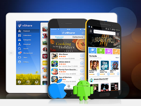 大型盜版 App Store 平台 vShare 橫行了四年,為什麼Apple拿它沒輒?