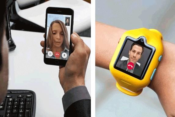 可用App定位,為小朋友設計的視訊智慧錶 dokiWatch 在台開賣