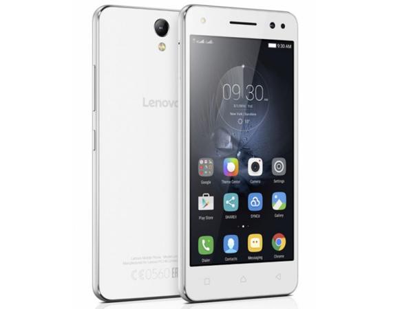 [CES新品]聯想 Lenovo 發表 Vibe S1 Lite,支援雙卡與 800 萬畫素自拍前鏡頭