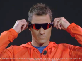 單車版的 Siri+Google Glass+Intel Inside!Oakley 打造智慧風鏡 Radar Pace