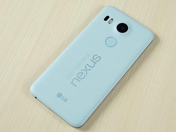 【評測】LG Nexus 5X:1230 萬畫素主相機,Android 6.0、指紋辨識及Type-C 新嘗試