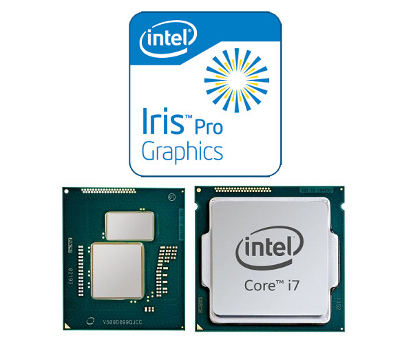 Intel 聲稱 Iris Pro Graphics 內顯性能可超越許多顯示卡,已能夠滿足主流應用需求