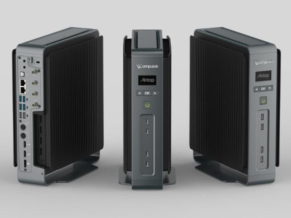 工作站與電競主機也有無聲的選擇,Compulab 推出被動式散熱準系統 Airtop