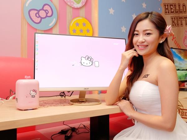 宏碁 Hello Kitty 迷你電腦 Revo One RL85 開賣,售價 15,900 元