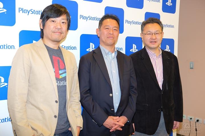Sony吉田修平談 PS VR:目前有100 多款 VR 遊戲開發中,沒打算與HTC、Oculus競爭