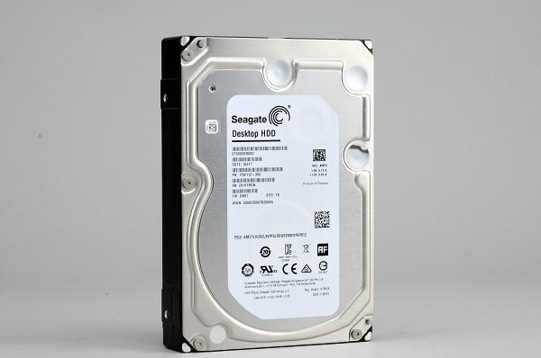 地表最大容量、速度最快桌上型硬碟,Seagate Desktop HDD 8TB 實測