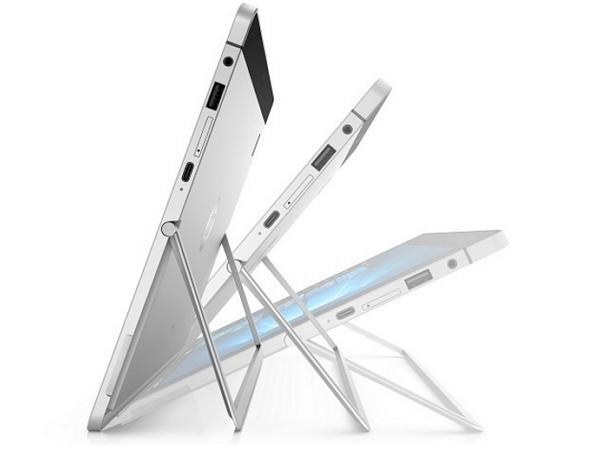Surface又有新對手:HP Elite x2 1012 通過軍規測試、150 度可轉動不銹鋼腳架