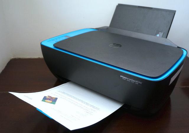 HP 狠惠省無線事務機 DeskJet Ink  4729,居家學生辦公好幫手