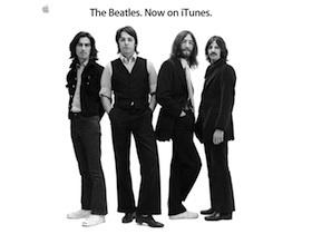 The Beatles 登上 iTunes