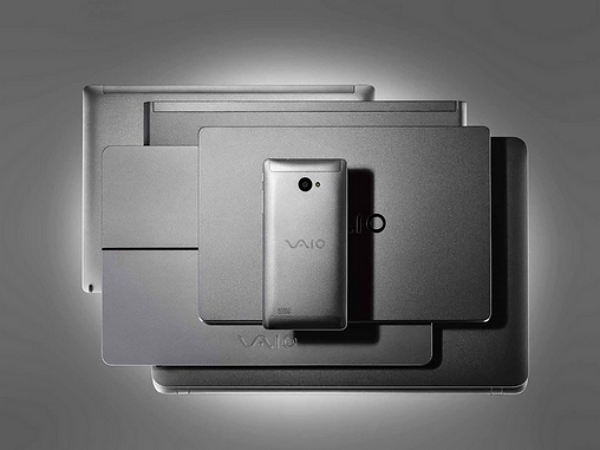 VAIO 發表了一款新手機VAIO Phone Biz,不過卻是Windows Phone?