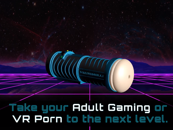 你以為是手電筒,其實它是VR成人遊戲的必備控制器