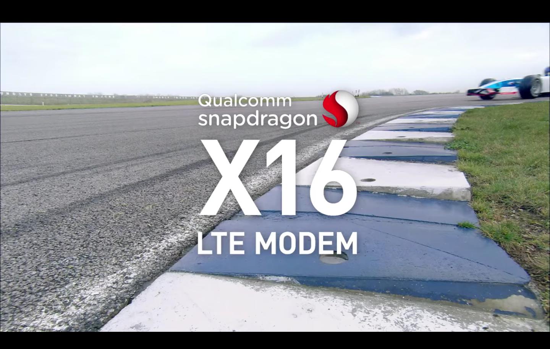 高通推出 X16 LTE 數據晶片,下載速度可達 1Gbps