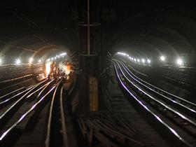 比電影還詭異:德國地鐵在廢棄通道角落裡發現一間神秘臥室