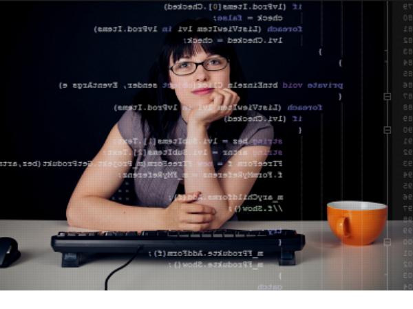男性軟體工程師承認吧!女生的程式碼設計功力比男生更好!