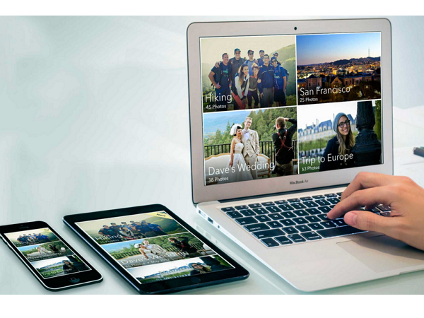 Android平台又多了一個免費版雲端相簿:Everalbum