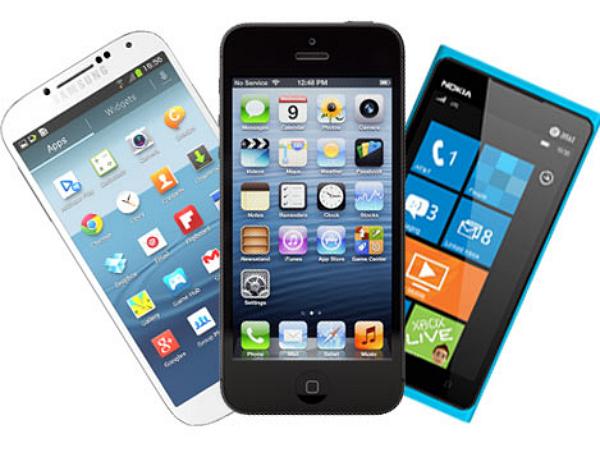 2015年第四季全球智慧型手機銷售成長僅9.7%,打破7年來成長最緩慢紀錄