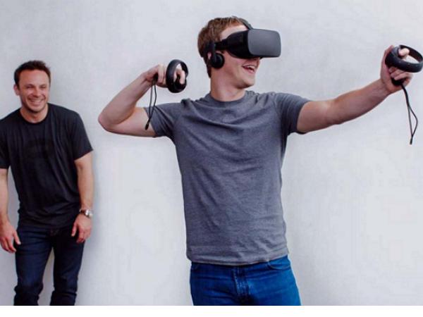 Mark Zuckerberg走出三星發表會後,FB就宣布將組建新團隊研究 VR 新玩法