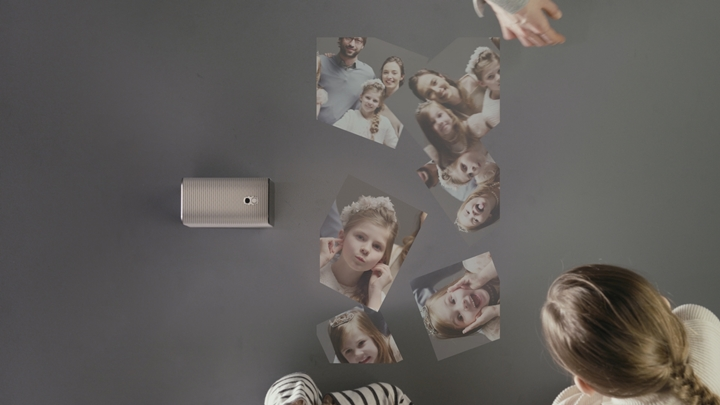 Sony 家族戰術,Ear 無線耳機、EYE 廣角相機、Projector 觸控投影機、Agent 語音助理登場