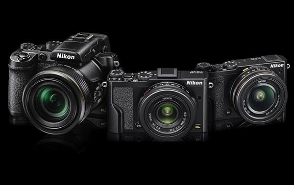 Nikon 推出首創 18mm 超廣角隨身機「Nikon DL」,加入一吋感光元件隨身機戰局