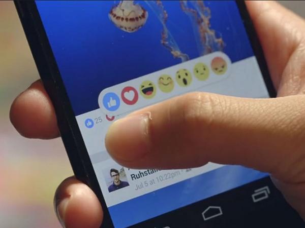 臉書新的按讚機制來了!告訴你桌面版以及行動版該怎麼按?