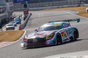 Mercedes AMG GT3「初音」痛車現身!今年4月披掛上陣