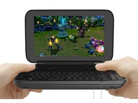 GPD Win掌上型遊戲機,採用Windows 10作業系統
