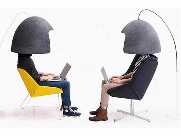 如果你不喜歡降噪耳機,那可以戴上降噪頭盔試試