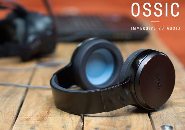 會自動依使用者體型自動校正的3D耳機OSSIC X