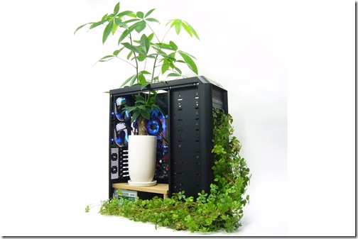 教你如何在機殼內種樹