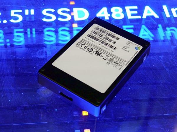 三星新出PM1633a 系列 SSD固態硬碟,容量達15.36TB