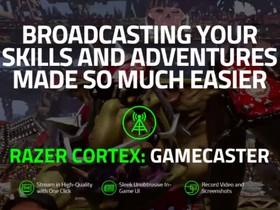 Razer 發表免費遊戲直播軟體Cortex:Gamecaster | T客邦