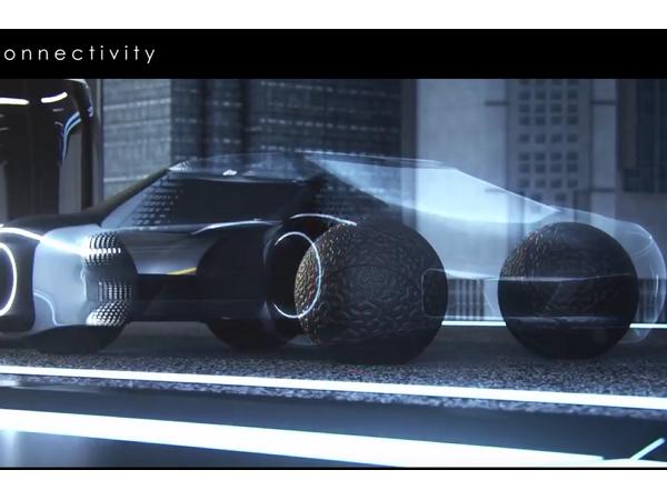 固特異的概念「球型」輪胎,比傳統輪胎好在哪裡? | T客邦
