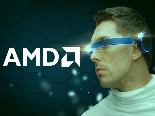 AMD 也在做 VR眼鏡,號稱 144Hz 畫面更新率和 16K 解析度